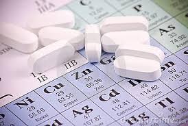 zink tabletter